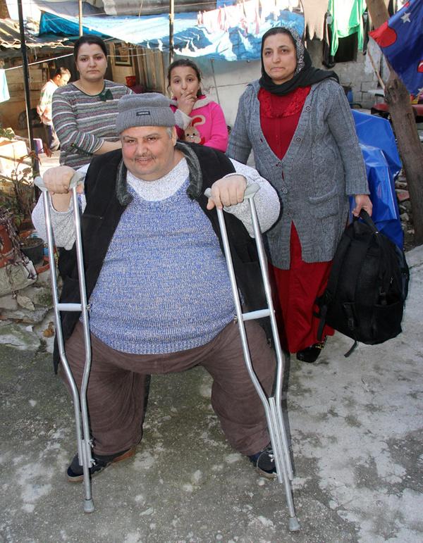 Kiloları yüzünden hastanelik olmuştu Murat Öncü'den haber var - Sayfa 4