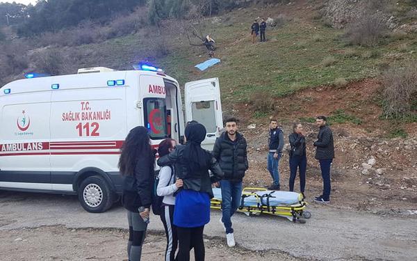Manisa'da kayalıklardan düşen üniversiteli Meltem hayatını kaybetti - Sayfa 2