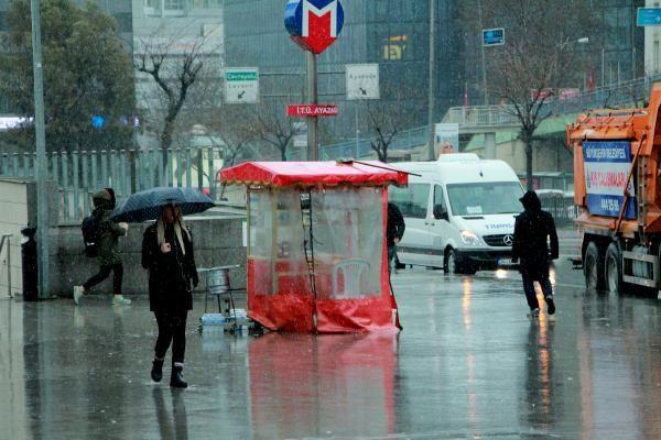 Meteoroloji'den kar uyarısı: Saat 15:00'a dikkat - Sayfa 8