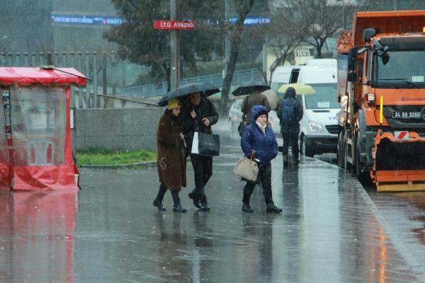 Meteoroloji'den kar uyarısı: Saat 15:00'a dikkat - Sayfa 11
