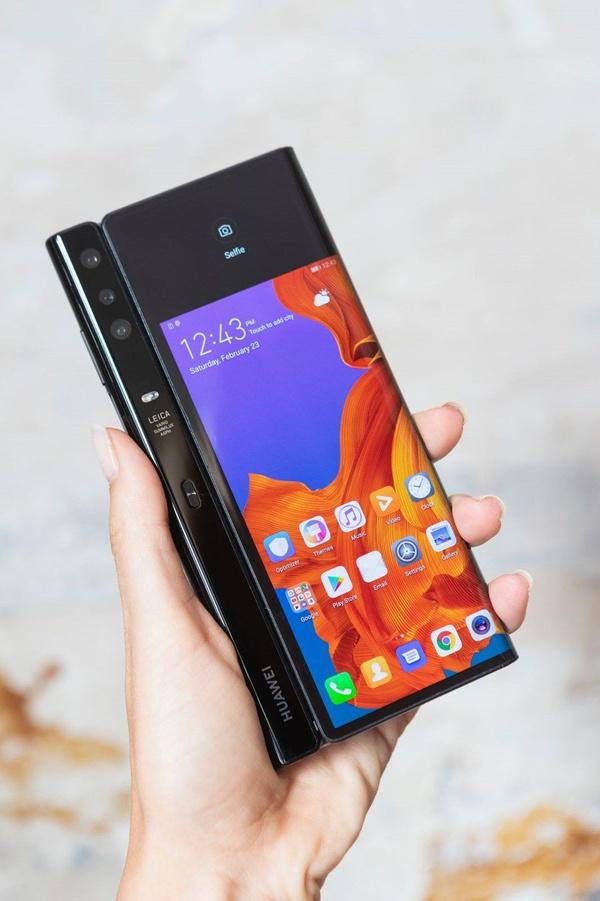 Huawei katlanabilir cihazını tanıttı - Sayfa 10