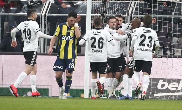 Beşiktaş-Fenerbahçe derbisi dünya basınında - Sayfa 17