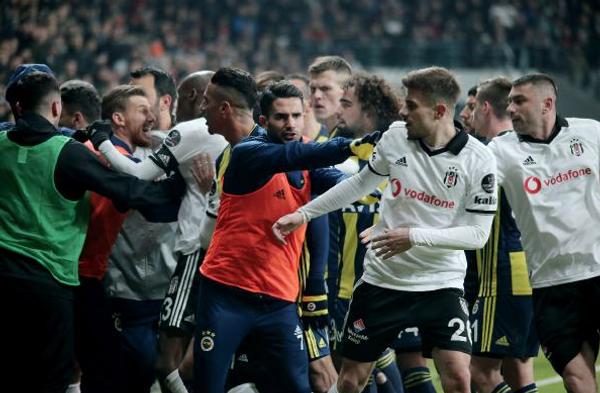 Beşiktaş-Fenerbahçe derbisi dünya basınında - Sayfa 14