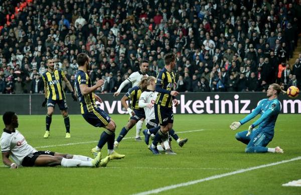 Beşiktaş-Fenerbahçe derbisi dünya basınında - Sayfa 12