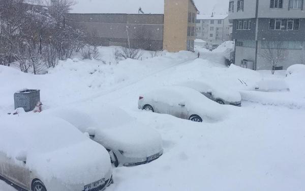 Meteorolojiden yoğun kar yağışı uyarısı (28 Şubat Perşembe) - Sayfa 5