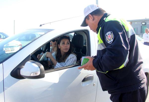Adana'da karadaki sürücü havadan yakalandı - Sayfa 3