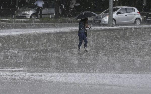 Meteorolojiden ülke geneline yağış uyarısı! - Sayfa 1