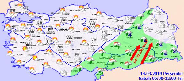 Meteorolojiden ülke geneline yağış uyarısı! - Sayfa 4