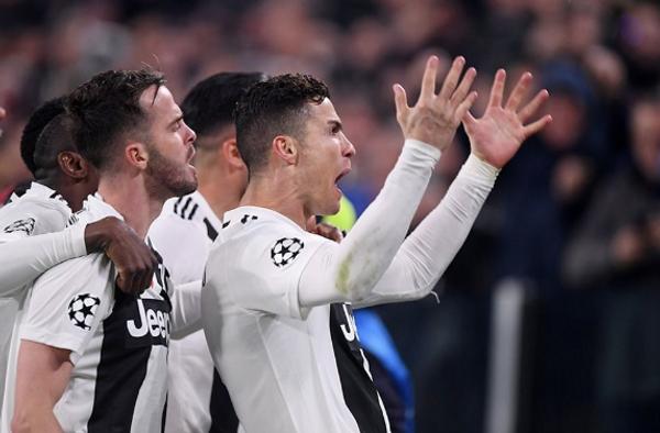 Ronaldo Atletico Madrid'i yıktı sevgilisi gözyaşlarını tutamadı - Sayfa 2
