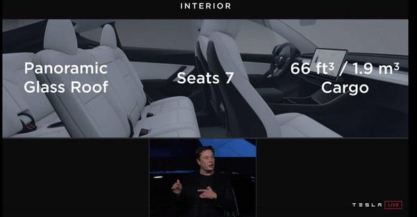Elon Musk Tesla Y modelini tanıttı! Fiyatı ve özellikleri bomba gibi - Sayfa 4