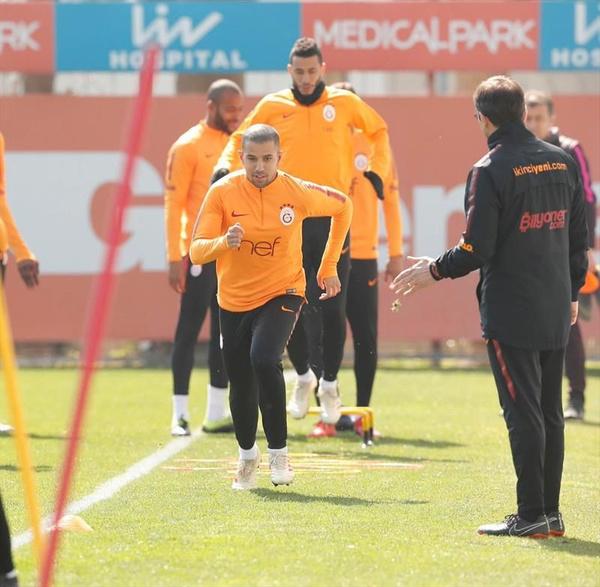 Galatasaray'da dikkat çeken 4'lü - Sayfa 3