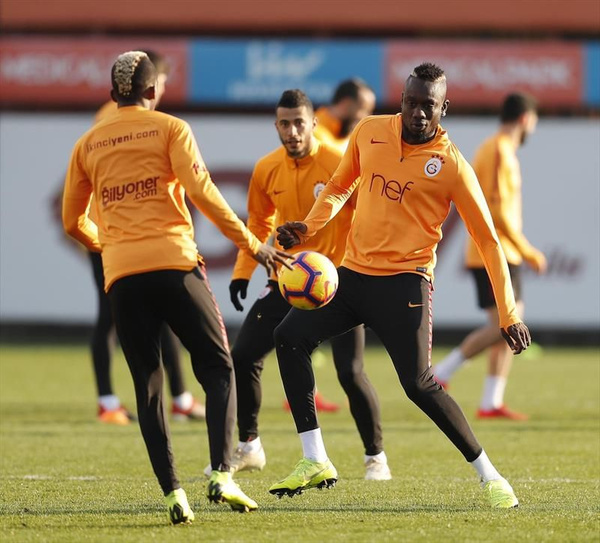 Galatasaray'da dikkat çeken 4'lü - Sayfa 5