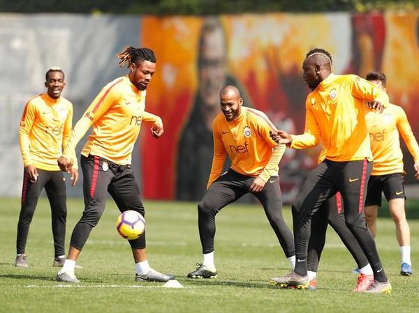 Galatasaray'da dikkat çeken 4'lü - Sayfa 6