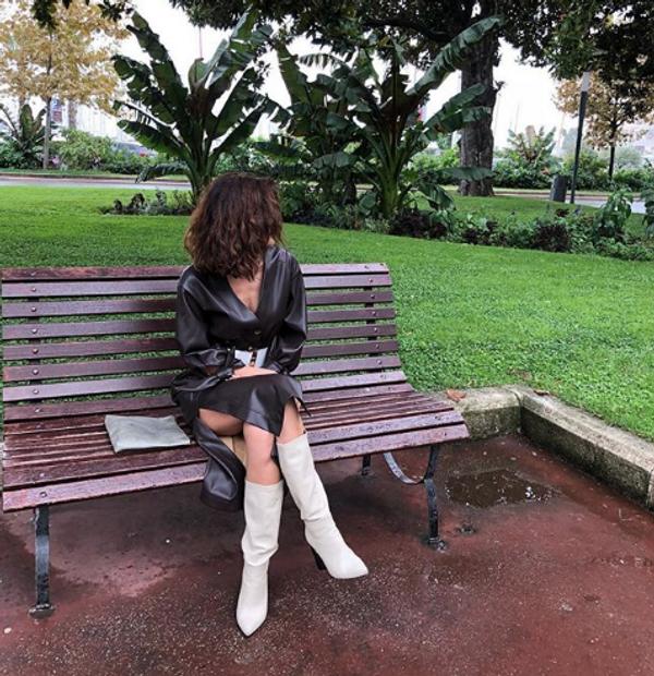 Nesrin Cavadzade iç gösteren kıyafetini paylaştı sosyal medyada tepki çekti - Sayfa 14