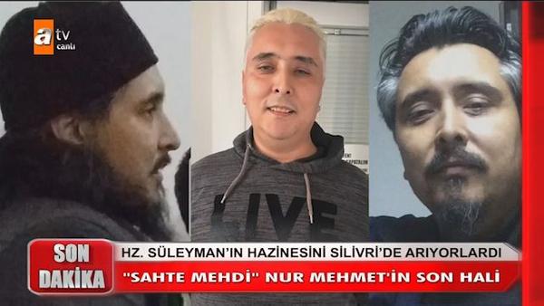 Müge Anlı cinci hoca Nuh Mehmet'in ses kayıtlarını ifşa etti! Canlı yayında gözaltı - Sayfa 5