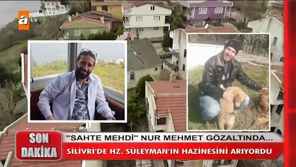 Müge Anlı cinci hoca Nuh Mehmet'in ses kayıtlarını ifşa etti! Canlı yayında gözaltı - Sayfa 7