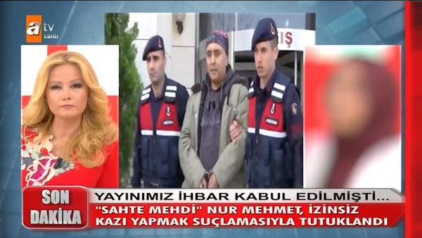 Müge Anlı cinci hoca Nuh Mehmet'in ses kayıtlarını ifşa etti! Canlı yayında gözaltı - Sayfa 9