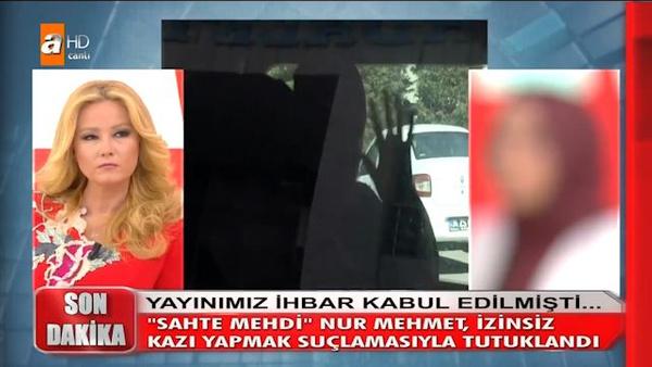 Müge Anlı cinci hoca Nuh Mehmet'in ses kayıtlarını ifşa etti! Canlı yayında gözaltı - Sayfa 3
