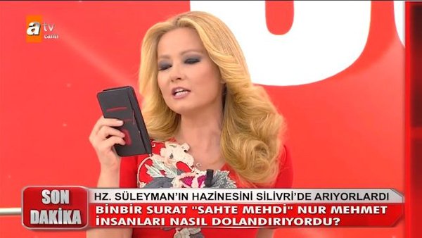 Müge Anlı cinci hoca Nuh Mehmet'in ses kayıtlarını ifşa etti! Canlı yayında gözaltı - Sayfa 4