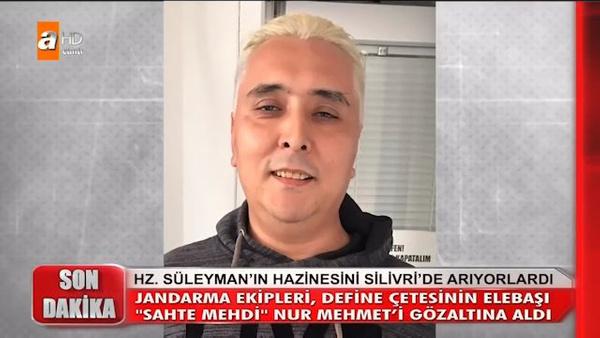 Müge Anlı cinci hoca Nuh Mehmet'in ses kayıtlarını ifşa etti! Canlı yayında gözaltı - Sayfa 8