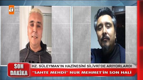 Müge Anlı cinci hoca Nuh Mehmet'in ses kayıtlarını ifşa etti! Canlı yayında gözaltı - Sayfa 6