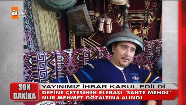 Müge Anlı cinci hoca Nuh Mehmet'in ses kayıtlarını ifşa etti! Canlı yayında gözaltı - Sayfa 10