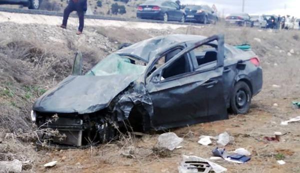 Burdur'da feci kaza: 1'i bebek çok sayıda ölü var! - Sayfa 1