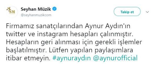Hesabı hacklenen seksi  şarkıcı Aynur Aydın'ın gizli mesaj ve üstsüz fotoğrafları ifşa oldu! - Sayfa 4