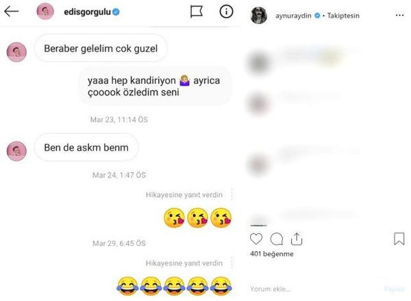 Hesabı hacklenen seksi  şarkıcı Aynur Aydın'ın gizli mesaj ve üstsüz fotoğrafları ifşa oldu! - Sayfa 3