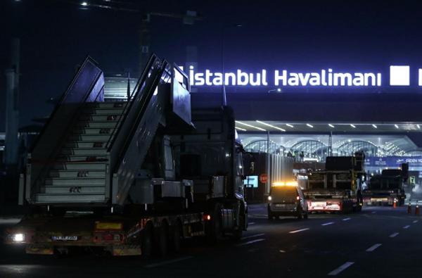 Atatürk Havalimanı'ndan İstanbul Havalimanı'na dev taşınma başladı - Sayfa 4