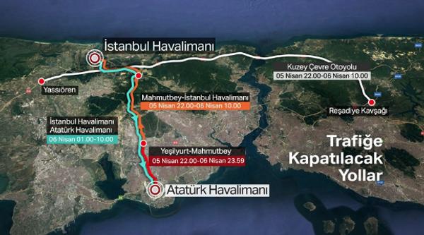 Atatürk Havalimanı'ndan İstanbul Havalimanı'na dev taşınma başladı - Sayfa 9