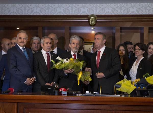 Ankara'da bir devir sona erdi Mansur Yavaş artık Belediye Başkanı - Sayfa 2