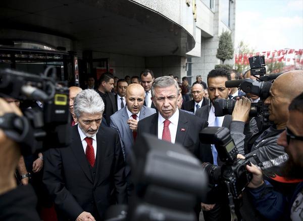 Ankara'da bir devir sona erdi Mansur Yavaş artık Belediye Başkanı - Sayfa 5