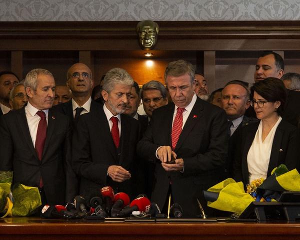 Ankara'da bir devir sona erdi Mansur Yavaş artık Belediye Başkanı - Sayfa 4