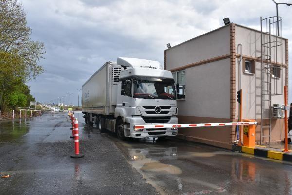 Edirne Kapıkule'de TIR sürücülerinin kuyruk çilesi sona erdi - Sayfa 1