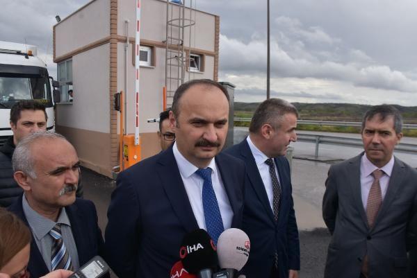 Edirne Kapıkule'de TIR sürücülerinin kuyruk çilesi sona erdi - Sayfa 5