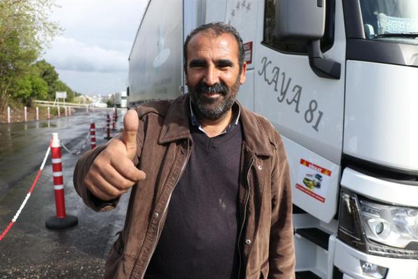 Edirne Kapıkule'de TIR sürücülerinin kuyruk çilesi sona erdi - Sayfa 7