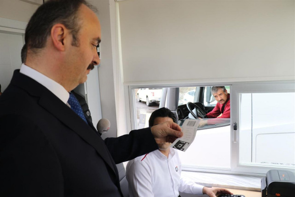 Edirne Kapıkule'de TIR sürücülerinin kuyruk çilesi sona erdi - Sayfa 12