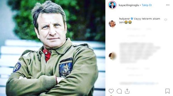 Hülya Avşar eski aşkına yeniden mi dönüyor Kaya Çilingiroğlu´na olay yorum - Sayfa 2