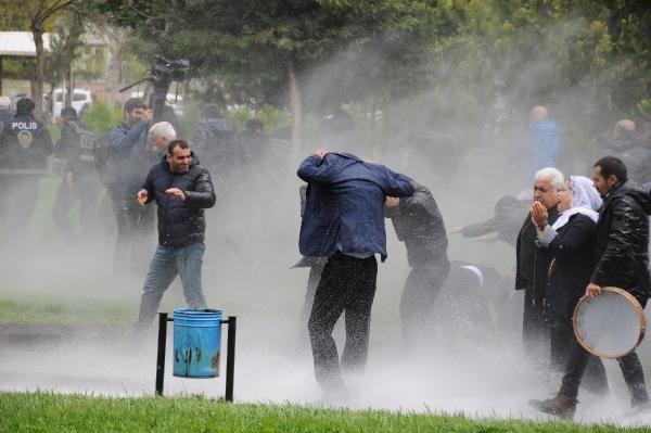 HDP'lilerin izinsiz eylemine polis müdahalesi; milletvekili yaralandı - Sayfa 5