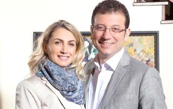 Ekrem İmamoğlu'nun eşi Dilek İmamoğlu mazbata sonrası ilk kez konuştu - Sayfa 5