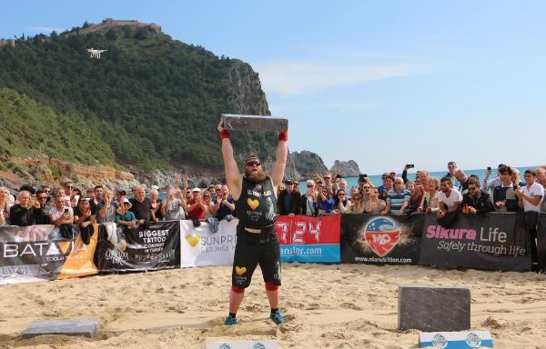 Dünyanın en güçlü sporcuları Antalya'da yarışıyor - Sayfa 1
