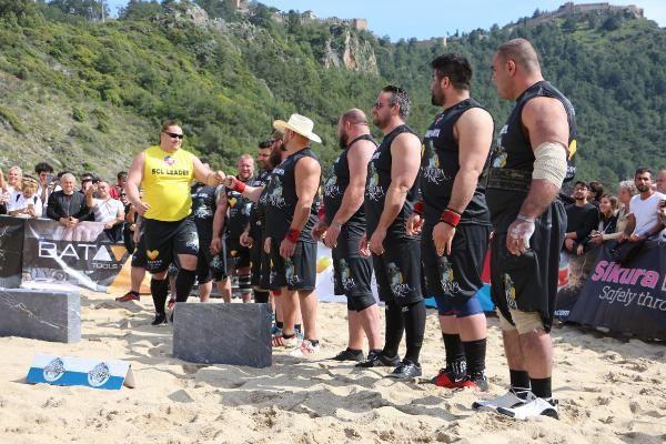 Dünyanın en güçlü sporcuları Antalya'da yarışıyor - Sayfa 4