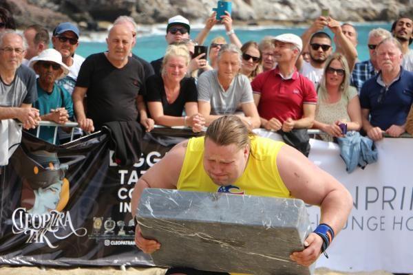 Dünyanın en güçlü sporcuları Antalya'da yarışıyor - Sayfa 6