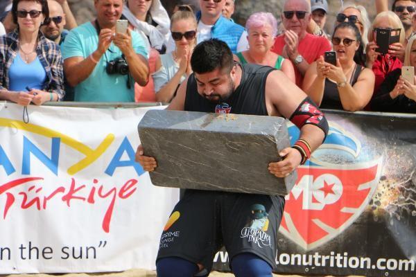 Dünyanın en güçlü sporcuları Antalya'da yarışıyor - Sayfa 8