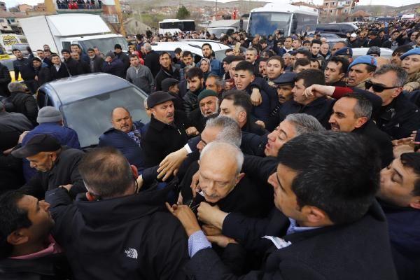 Kılıçdaroğlu'na şehit cenazesinde saldırı! Olay görüntüler - Sayfa 6