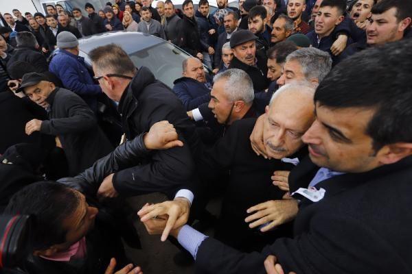 Kılıçdaroğlu'na şehit cenazesinde saldırı! Olay görüntüler - Sayfa 7