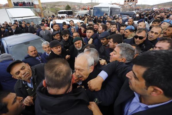 Kılıçdaroğlu'na şehit cenazesinde saldırı! Olay görüntüler - Sayfa 12