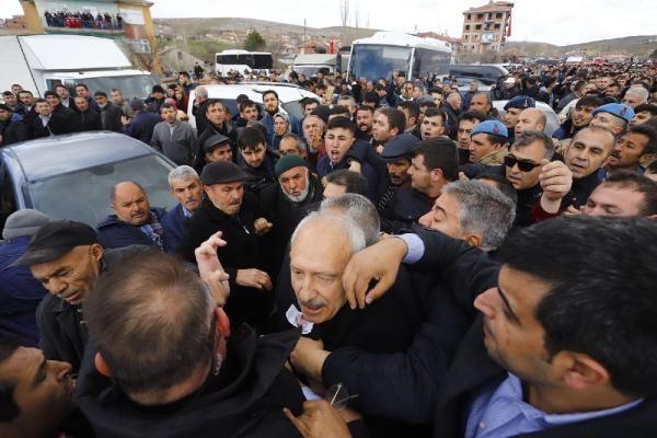 Kılıçdaroğlu'na şehit cenazesinde saldırı! Olay görüntüler - Sayfa 11