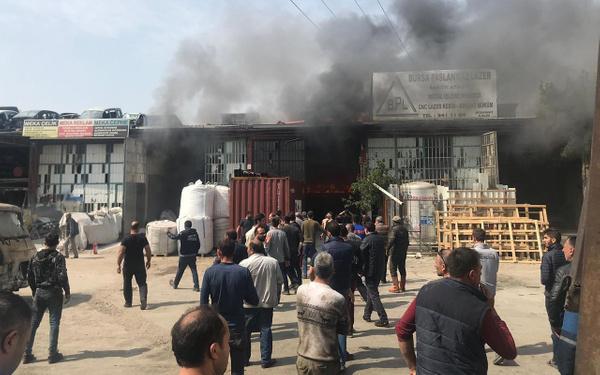 Bursa'daki patlamadan 3 gün sonra kahreden haber - Sayfa 4